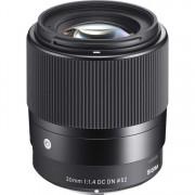 Sigma 30mm F/1.4 Dc Dn - C - Sony Innesto E - 4 Anni Di Garanzia