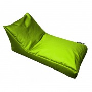 CRAZYSHOP Lehátko Standard, neonově zelená