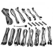 Kit cabluri modulare BitFenix Alchemy 2.0 CMR-Series Black/White