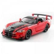 Модел на кола 1:24 - Dodge Viber SRT, Bburago Bijoux, 093343