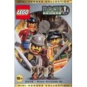 Lego Rock Raiders 3 Minifig Pack #2 3348