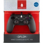 Controller Spartan Gear Oplon PC PS3 Negru