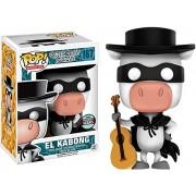 Funko Specialty Series Pop! Hanna Barbera Quick Draw Mcgraw: El Kabong Vinyl Figure!