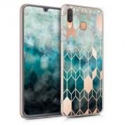 kwmobile Pouzdro pro Samsung Galaxy A40 - modrá