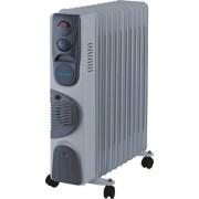 Uljani radijator Vorner VRF11-0437 11 rebara 2500 W + 400 W ventilator