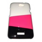 Трицветен калъф за HTC S720e One X 001