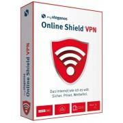 Steganos Online Shield VPN 5 Urządzenia1 rok Pobierz