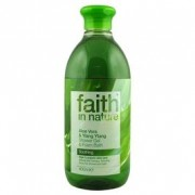 FAITH IN NATURE TUSFÜRDŐ ALOE VERA 400 ML