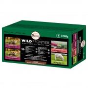 16x300g Nutro Wild Frontier száraz kutyatáp vegyes csomagban