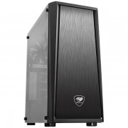 CASE, COUGAR MX340, Middle Tower, Black /No PSU/ (CG385WMW00001)