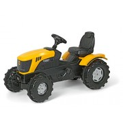 rolly toys Jcb Farmtrac Tractor Toy For Kids - Yellow