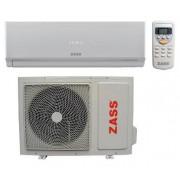 Aparat de aer conditionat Zass ZAC 09/ILN Inverter, 9000 BTU, Functie ionizare, Auto-Curatare (Alb)