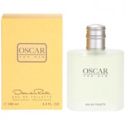 Oscar de la Renta Oscar for Men Eau de Toilette para homens 100 ml