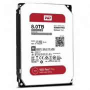 Твърд диск hdd 8tb sataiii wd red pro 128mb for nas (5 years warranty), wd8001ffwx
