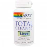 Total Cleanse- Liver (60 Vegetarian Capsules) - Solaray