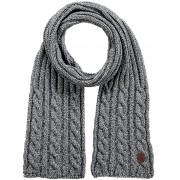 Barts Schal Twister Grau - Grau