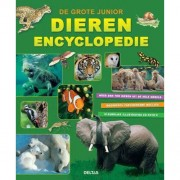 De grote junior dierenencyclopedie - Hans Peter Thiel