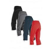 LITEX Kalhoty dámské v 7/8 délce do pasu 99500514 tmavě modrá S