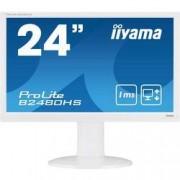 "Iiyama LED monitor Iiyama ProLite B2480HS, 59.9 cm (23.6 ""),1920 x 1080 px 1 ms, TN LED HDMI™, VGA, DVI"