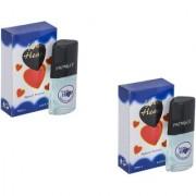 Skyedventures Set of 2 Younge Heart Blue HVJ Perfume