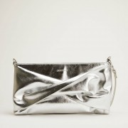 Don Donna Maxine Clutch, Silver