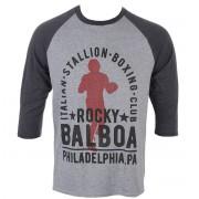 filmes póló férfi Rocky - BALBOA BOXING CLUB - AMERICAN CLASSICS - RK5449_202S