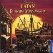 Giochi Uniti I Coloni di Catan. Europa Medievale. Gioco da tavolo