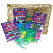 Six Easter Eggs Each Filled with a MagModz Piece for a Memorable Easter Egg Hunt