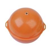 1404-XR (30 Stück) - Dynatel Kugel Marker grün (Abwasser) 1404-XR