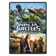 Teenage Mutant Ninja Turtles:Out of the Shadows:Megan Fox, Will Arnett, Laura Linney, Stephen Amell - Testoasele ninja 2 (DVD)