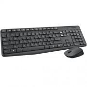 Set Logitech Wireless Desktop MK235, CZ/SK