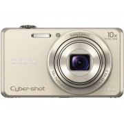 Sony Cyber-Shot DSC-WX220N Digitale camera 18.2 Mpix Goud Full-HD video-opname, WiFi