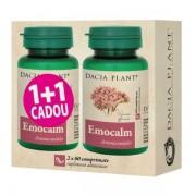 Emocalm 60 cpr 1+1 gratis Dacia Plant