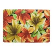 Bloemen design hardshell voor de MacBook Pro Retina 13.3 inch Touch Bar