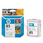 Мастило HP 85, Light Magenta (69 ml), p/n C9429A - Оригинален HP консуматив - касета с мастило
