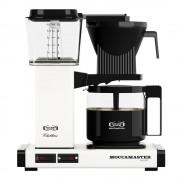 Moccamaster Kaffebryggare Vit
