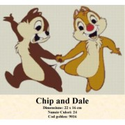 Chip and Dale (kit goblen)