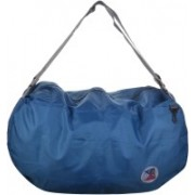 Kanhaa NAVY BLUE 3 Way Easy Foldable Bag with Carrying Pouch(Blue)