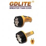 Lanterna reincarcabila 25 LED-uri si 2 faze iluminare GDLITE GD6120LX