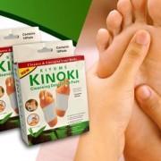 Kinoki - plasturi pentru detoxifierea organismului