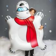 BigMouth IJsbeer sneeuwband