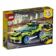 LEGO Creator 3 in 1, Masina de raliuri Rocket 31074