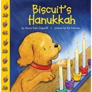 Biscuit's Hanukkah, Hardcover/Alyssa Satin Capucilli
