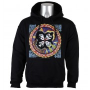 sweat-shirt avec capuche pour hommes Kiss - Rock and roll over - LOW FREQUENCY - KIHO05003