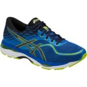 Asics GEL - CUMULUS 19 Running Shoes For Men(Blue)