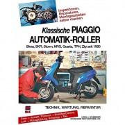Klasing-Verlag Klasing Klassische Piaggio-Automatik- Roller