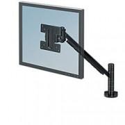 Fellowes Brazo para monitor Fellowes Smart Suites altura ajustable 21 pulgadas negro