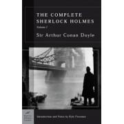 The Complete Sherlock Holmes, Volume I (Barnes & Noble Classics Series), Paperback
