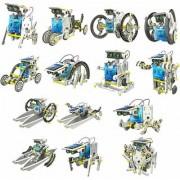 ShopMeFast 14 In 1 Educational Solar Robot Kit