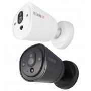 Technaxx Kabellose HD IP-Überwachungskamera in schwarz